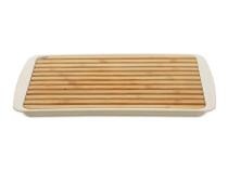 Dërrasë Bamboo për prerje me tabaka Brava