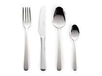 Set lugë, pirunj, thika 24 copë