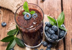 Lëng frutash me shegë