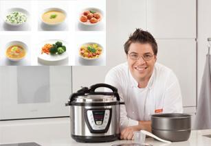 Receta per Multi Cooker