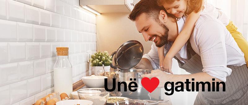 Unë e Dua Kuzhinën