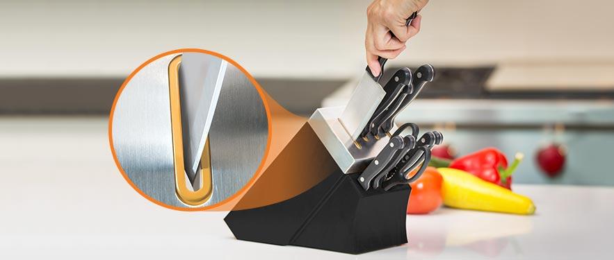 Seti i thikave 10 aksesorë