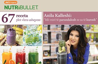 Receta nga Nutricioniste Anila Kalleshi